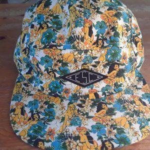EMPYRE SURPLUS CO. Tropical bathing beauties hat